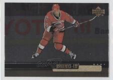 1999-00 Upper Deck Gold Reserve #33 Gary Roberts Carolina Hurricanes Hockey Card
