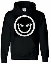 Evil Smile Hoody Sweatshirt