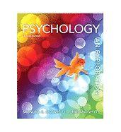 Psychology : An Exploration by Saundra K. Ciccarelli and J. Noland White (2011,