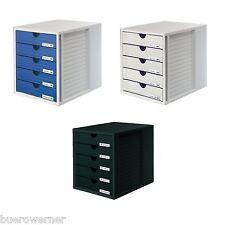 Schubladenbox Ablagebox Systembox Briefablage HAN 1450