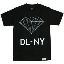 Diamond Supply Co DL-NY T-Shirt Black