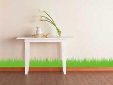 Wall Grass Art Vinyl Sticker, DIY Home wall sticker, wall decal- High Quality