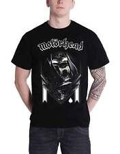 Motorhead T Shirt Animals 1987 band logo new Official Mens Black