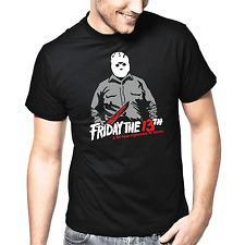 Friday the 13th | Freitag der 13te | Jason | Horror | Retro | S-XXL T-Shirt