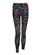 Maths Formula Blackboard Equation Back To School Alternative Print Leggings