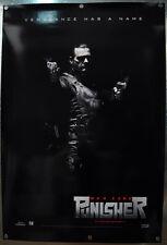 The Punisher B Original DS One Sheet Movie Poster 2008 27 x 40 Smoking Guns