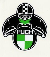 PUCH Biker Sticker