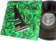 ALEC TEMPLETON the magic piano ATLANTIC 1222 Mono excellent vinyl condition LP