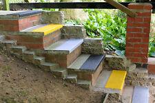 Anti Slip Stainless Steel Stair Tread 450mm wide