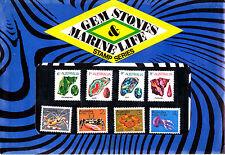 1973 Gem Stones & Marine Life - Post Office Pack