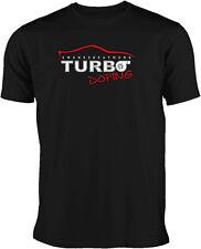 Turbo T-Shirt für Tuning Boost & Turbolader Fans - HKS - JDM - Racing