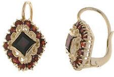 ORECCHINI gioiello in ORO orecchino donna con pietre e3
