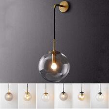 Glass Wall Lamp Home Modern Wall Light  Kitchen Bar Wall Light Bedroom Lighting