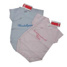 "Gr 50-74 blau Milarda Baby Body Wickelbody /""Kleiner Macho/"""