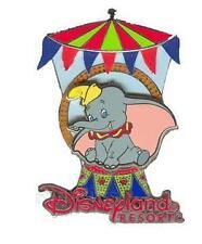 Disney DCA Electrical Parade Dumbo Float Fabric 3D Pin