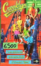 Crooklyn (1994) VHS Universal  - NEW cellofanata