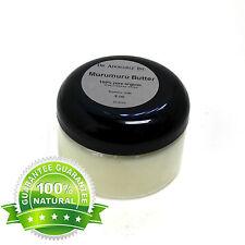 Murumuru Organic Butter Refined 100% Pure  2oz 4 oz  up to 12 Lb Free Shipping