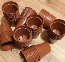 9cm Plastic pots