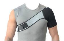 Adjustable Shoulder Support Strap Neoprene Brace Injury Arthritis Pain Gym Sport