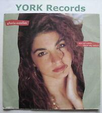 "GLORIA ESTEFAN - Oye Mi Canto - Excellent Con 7"" Single"