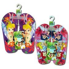 Flip Flops Beach Sandal Disney Tinkerbell Fairies Toddler Child Sizes Girl NEW