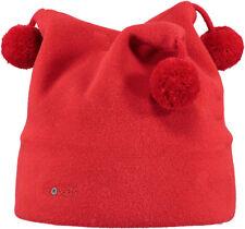 Barts Gorra Calabaza Kids Rojo Transpirable Calentamiento Liso con Pompones
