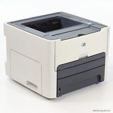 HP Laserjet 1320 Drucker mit Duplex und Toner Laserdrucker ist gebraucht