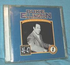 DUKE ELLINGTON &  His Orchestra '46-47 Vol 1 CD