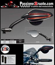 Specchietti Far 7356 7357 Super Viper moto Kawasaki Er-6n Kle Klr Versys Zr7 En5