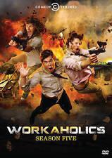 Workaholics: Season Five, Very Good DVD, DeVine, Adam, Anderson, Blake, Griffin,