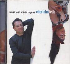 MARIA JOAO MARIO LAGINHA Chorinho feliz CD 2000 SEALED
