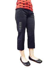 Calvin Klein Jeans Women's Capri Pants WG20W10C Black