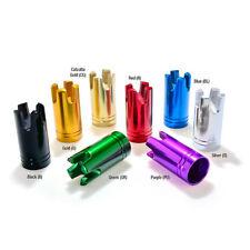 Aluminum Fishing Rod Gimbal - Rod Building -Pick Color/Size