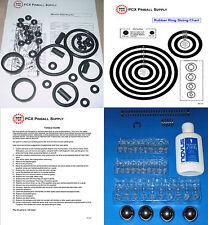 1998 Williams Monster Bash Pinball Machine Tune-up Kit
