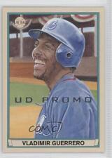 2003 Upper Deck Play Ball UD Promo #37 Vladimir Guerrero Montreal Expos Card
