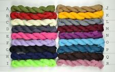 UNISEX Crinkle Jersey Damen Herren Schal Tuch Knitter Optik Crash Uni Farben ver