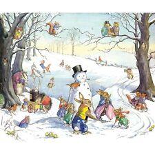 Winter Games - Molly Brett Medici Print