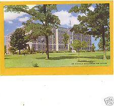 Savannah Missouri Postcard Dr Nichols Cancer Sanatorium