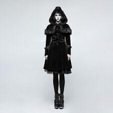 Punk Rave Dames Jas Gothic Lolita Doll Victorian Aristocrat LY-065