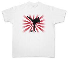 NINJA II T-shirt Samurai Warrior way of seppuku Banzai JAPAN JAPANESE