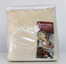Tambo Teddies Baby Sheep Skin Rugs Wool Australian Gift Child