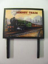 Hornby Train - Model Railway Billboard - N & OO Gauge