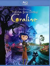 Coraline [2 Discs] [3D] [Blu-ray/DVD] Blu-ray 3D
