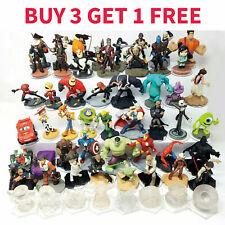 Disney Infinity Figures - BUY 3 GET 1 FREE - 1.0 - 2.0 - 3.0 - Combined Postage