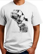 Veronica Lake T-shirt.40's Screen Star Heavy Cotton S-3X Free ship USA