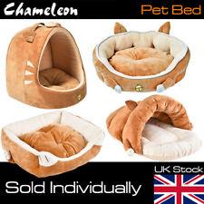 LUXURY PREMIUM  Pet Dog Bed Cat Puppy Kitten Cushion House Soft Warm Kennel Mat