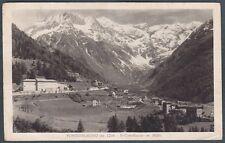 BRESCIA PONTE DI LEGNO 21 PONTEDILEGNO VAL CAMONICA Cartolina viaggiata 1934