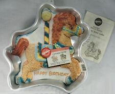Carousel Horse Cake Pan from Wilton 6507