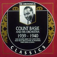 CD Count basata - 1939-1940, Chronogical Classics