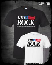 Kid Rock For Michigan Senate Shirt President MAGA Based Political USA Trump 2018
